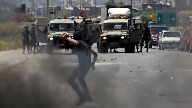 Kein Frieden: Deutschland fordert Zwei-Staaten-Lösung in Nahost
