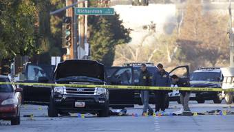 Zwei Angreifer stürmten eine Weihnachtsfeier erschossen 14 Menschen.