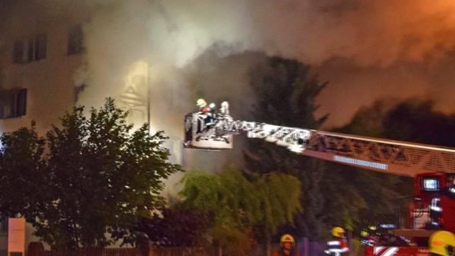 Zwei Tote nach Brand in Sursee