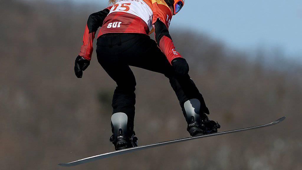 Lara Casanova (im Bild) ist nach dem Sturz von Sina Siegenthaler die einzige Schweizerin im Final der Frauen (Archivbild)