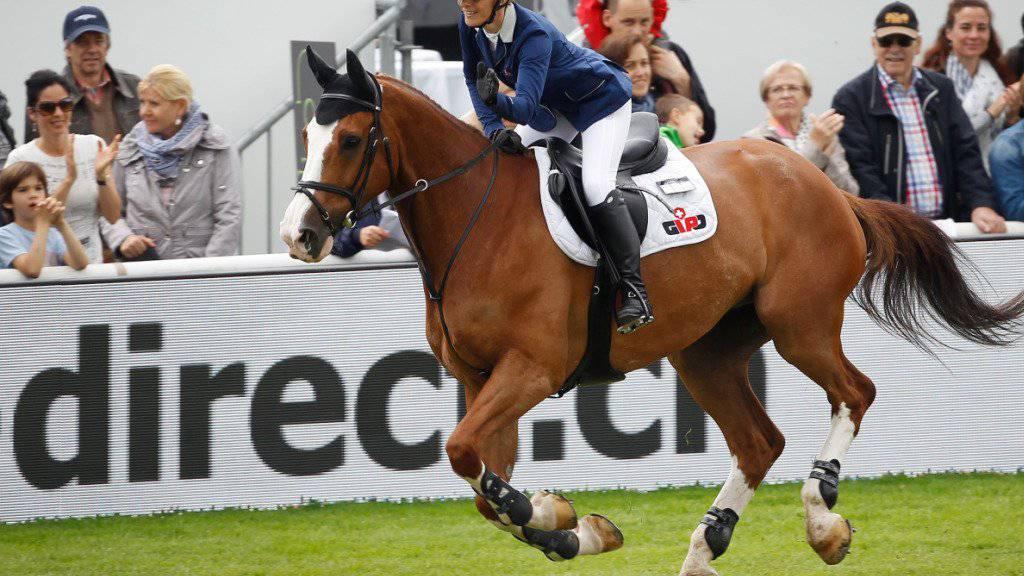 Claudia Gisler zieht sich aus dem Schweizer Elitekader zurück