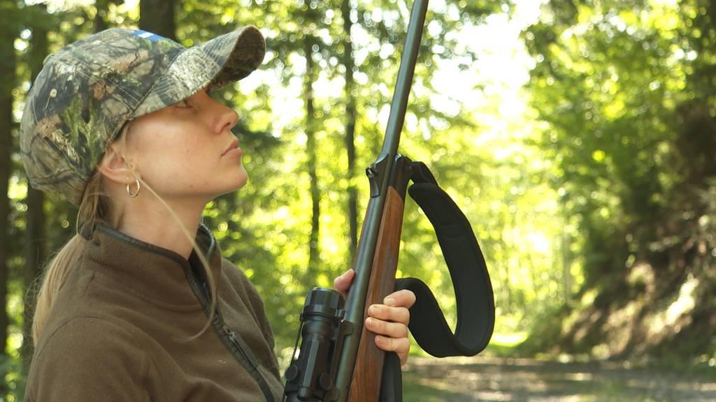 «Ich kenne keinen Grund, wieso Frauen nicht auf die Jagd sollten»