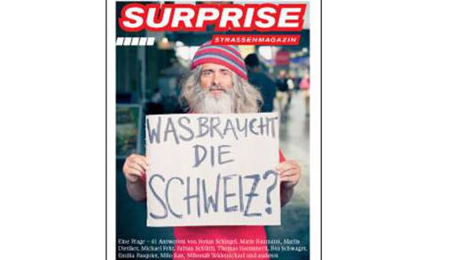 Surprise Strassenmagazin