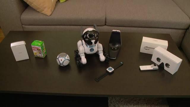 Technical Gadgets: Vom Robo-Hund bis zum mobilen Drucker