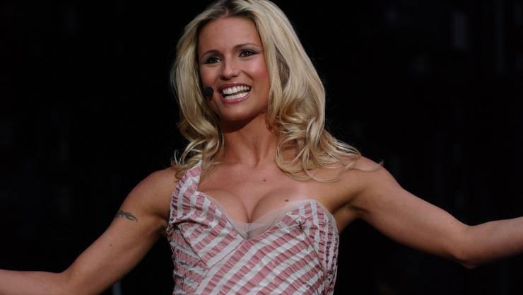 Michelle Hunziker (43) kommt aus Gontenschwil. (Archivbild) Bild: Keystone