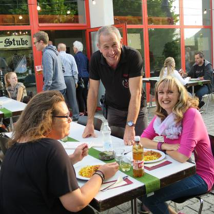 Impressionen Dorffest Mägenwil.