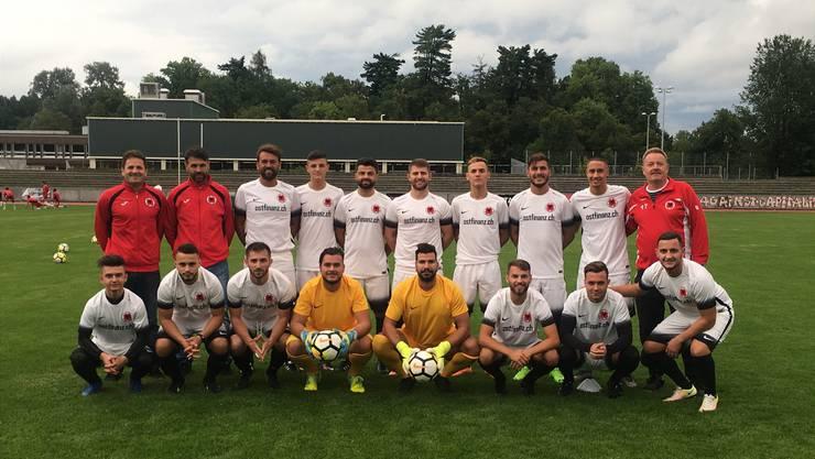 Teamfoto FC Iliria