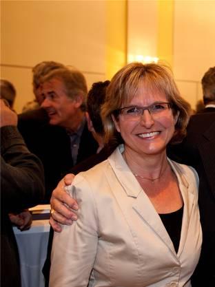 Vreni Friker (Oberentfelden) gilt als heisse Kandidatin. Sie ist zweite Vizepräsidentin des Grossen Rats.