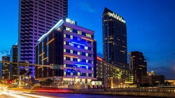 A Loft Hotel, Tampa (© Radio 24)
