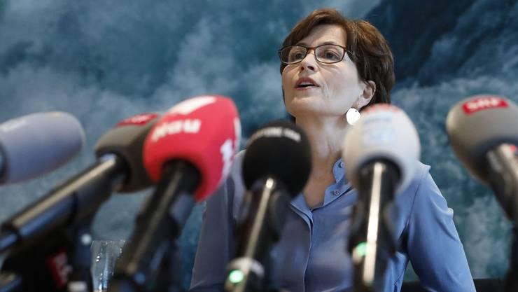 Grünen-Präsidentin Regula Rytz: «Wir haben in den letzten Jahren über 3000 neue Mitglieder gewonnen. »