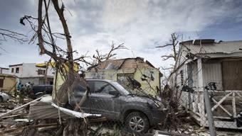 """Hurrikan """"Irma"""" richtete letztes Jahr in der Karibik enorme Verwüstungen an. Dieses Jahr steht die Saison noch bevor. (Archivbild)"""