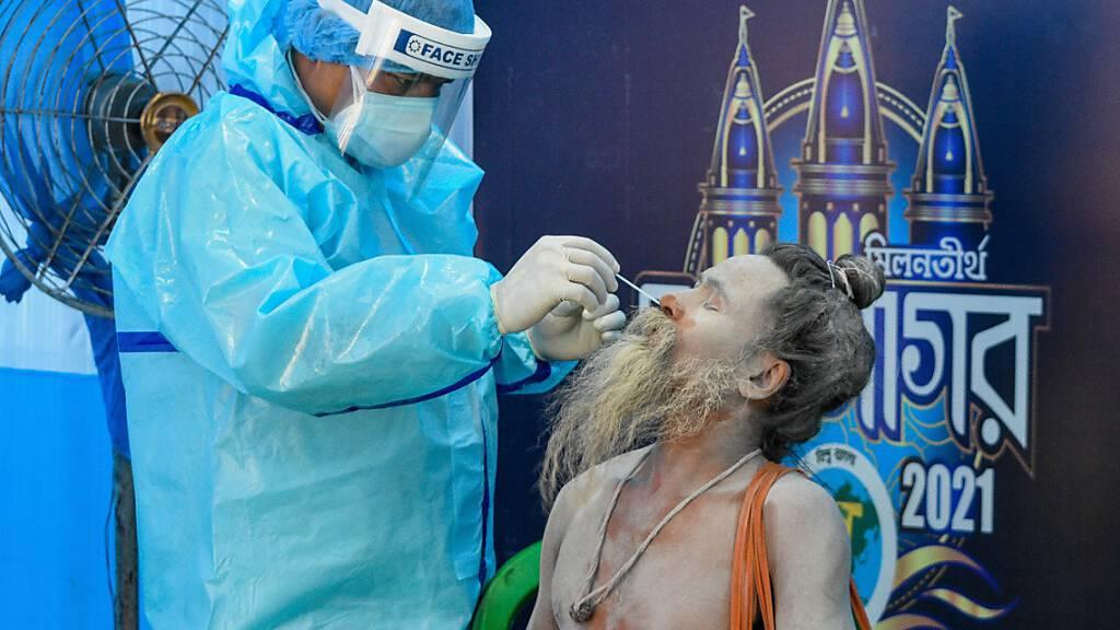 Indien: Impfkampagne gegen Corona soll am 16. Januar beginnen