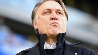Die Zeit von Dietmar Beiersdorfer beim HSV ist abgelaufen