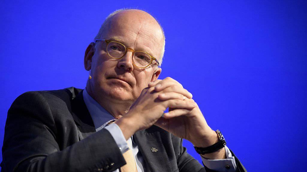 Martin Blessing übernimmt bei der UBS die Führung der Vermögensverwaltung.