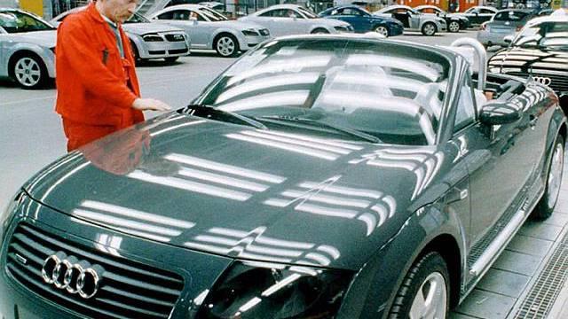Deutsche Autos führen Bestenliste an