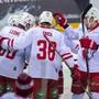 Die ganze Mannschaft von Lausanne HC muss bis und mit Mittwoch, 13. Januar in Quarantäne. (Archiv)