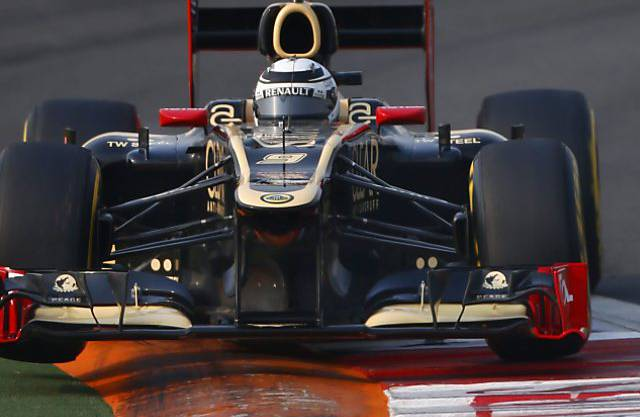Erster Sieg nach dem Comeback: Kimi Räikkönen