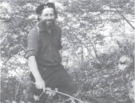 """Johann Urban Frei, Spitzname """"Gipsgrubenheiland"""" (1910-1978)"""
