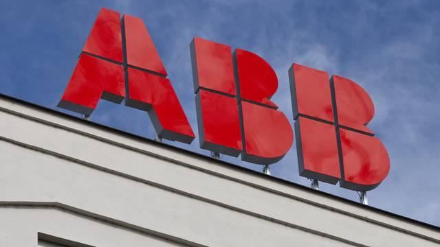 Hat den Umsatz steigern können: ABB (Archiv)