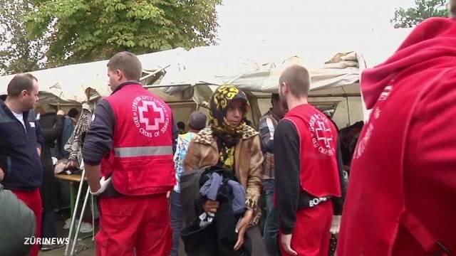 Osteuropäer gegen Flüchtlingsverteilung
