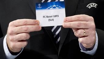 Der FCB wird am Donnerstag in eine der acht Champions-League-Gruppen eingeteilt.