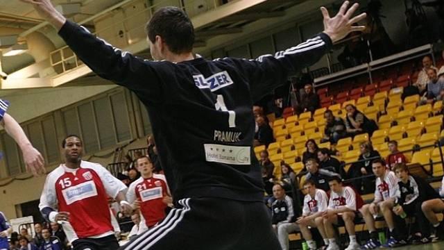 Starke Partie von Winterthurs Goalie Martin Pramuk.