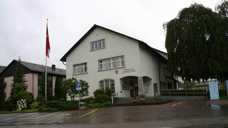 Gemeindehaus Birmensdorf