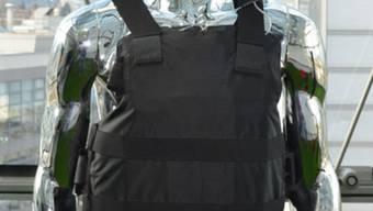 Die gekühlte Schussweste hat den Test bestanden (Bildquelle: empa.ch)