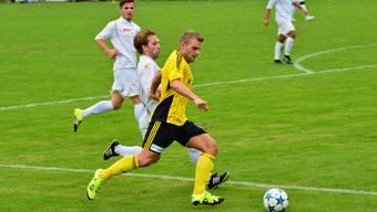 Semir Bisevac steuerte die ersten beiden Tore zum 4:1 der Dulliker bei.