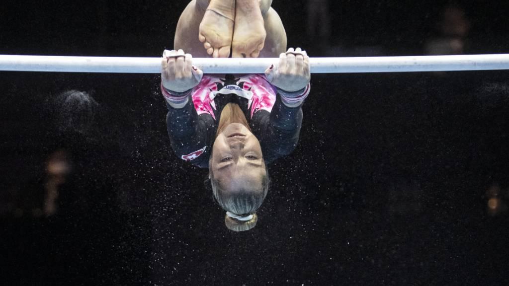 Stefanie Siegenthaler qualifiziert sich für Mehrkampf-Final