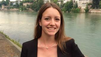 Janine Hadorn (32) aus Oberentfelden ist Laienrichterin in Zofingen. zvg