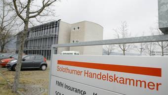 Zeigt sich erfreut über die Zunahme der Exporte: Die Solothurner Handelskammer.