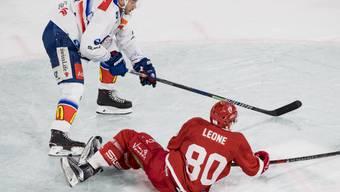 Christian Marti und die ZSC Lions stoppten den Lausanner Höhenflug