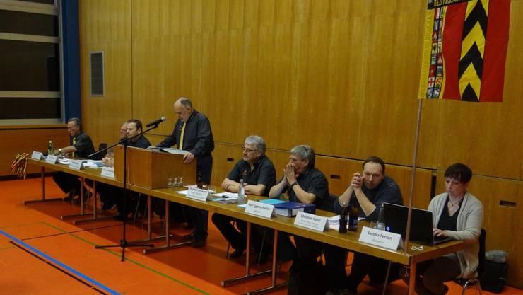 Vorstand BSV Lebern