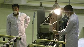 Inspektion iranischer Atomanlagen