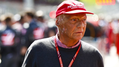 Formel-1-Legende Niki Lauda schwer krank