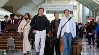 Der neuste beliebte Raubkopie-Film im Internet: Die Komödie «Hangover 2» kann auf kino.to nicht mehr gesehen werden, die Seite wurde von der deutschen Kriminalpolizei beschlagnahmt.