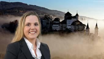 Rund 200'000 Franken jährlich kosten jugendliche Straftäter in der Festung. Tendenz steigend. SVP-Grossrätin Martina Bircher fordert Gegenmassnahmen.