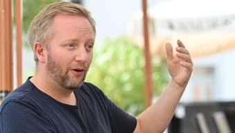 Interview mit EHC-Olten Trainer Fredrik Söderstrom, 07.09.19