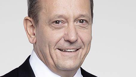 André Bender (SVP) Gemeindepräsident Oberengstringen