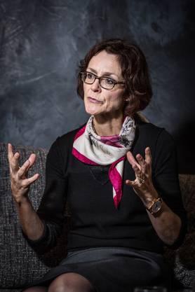 Monika Rühl sagt zudem, dass es eine Diskussion um die Betreuung von Kindern auf privater Basis braucht – und eine Diskussion um Arbeitszeitmodelle.