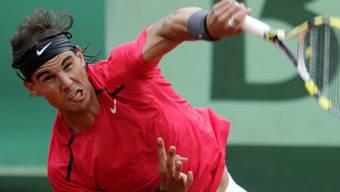 Rafael Nadal nicht gefordert