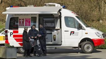 Mit den neuen «Quartierposten» sollen Anwohner mit der Polizei in Kontakt treten