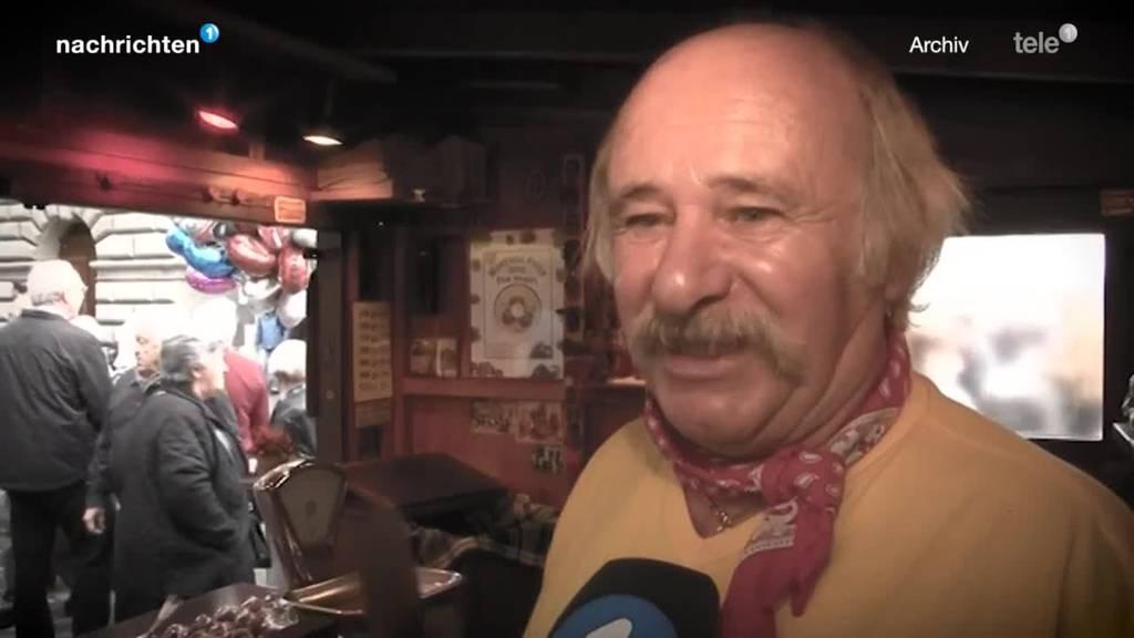 Luzerner Stadtorginal Marroni Fritz mit 79 Jahren gestorben