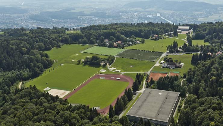 Die Eidgenössische Hochschule für Sport in Magglingen. Hier wurde die Konvention des Europarats gegen die Manipulation von Sportwettbewerben unterzeichnet. Der Nationalrat befürwortet diese. (Archiv)