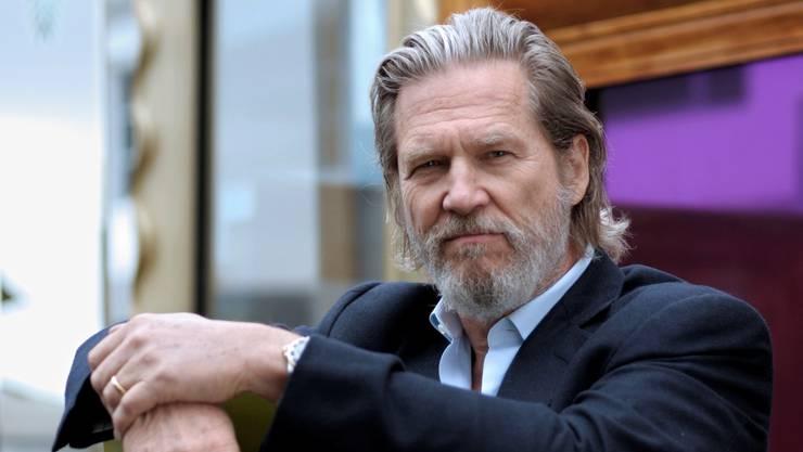 Jeff Bridges (61) spielte 1982 im «TRON»-Original die Hauptrolle.   Key