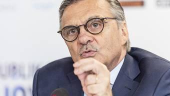 """René Fasel: """"Wir werden den 15. März abwarten"""""""