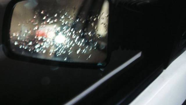 Das Auto überrollte den Mann (Symbolbild).