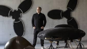 Zu Besuch bei Künstler Carlo Borer