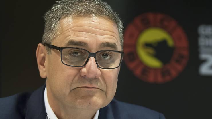 SCB-Geschäftsführer Marc Lüthi ist nun gefordert.